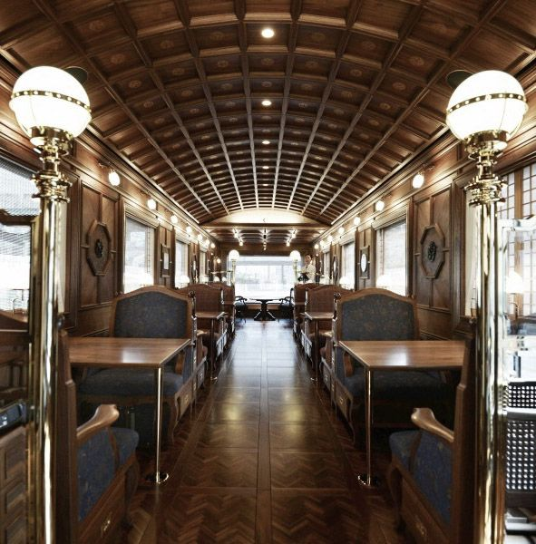 38 best images about japanese rail car interiors on pinterest cars night train and japan trip. Black Bedroom Furniture Sets. Home Design Ideas