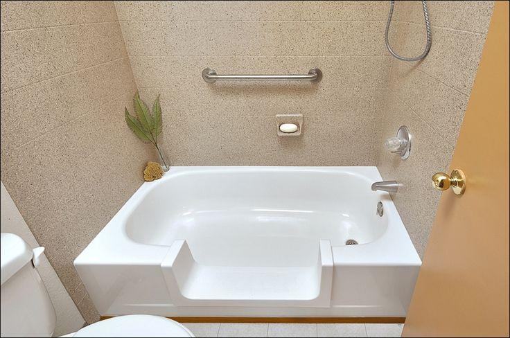 Bathtub Wall Surround Kits Bathroom Pinterest