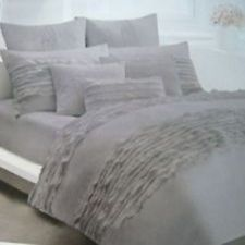 ... comforter sets dkny flutter flutter ruffle dkny queen karan gray queen