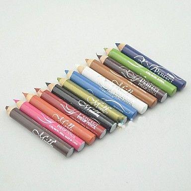 """12 stuks kleur wenkbrauwpotlood (2.95 """"x0.35"""" x0.35 """") – EUR € 3.99"""