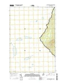 ~ Saint Zacharie North QC topo map, 1:24000 scale, 7.5 X 7.5 Minute, Current, 2014