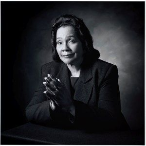 "Wife of Martin Luther King Jr, Coretta Scott King, is hailed as the ""First Lady of Civil Rights."" Born in 1953, in Alabama, Mrs. King went on to graduate from Antioch college, and won a scholarship to study at the New England Conservatory of Music in Boston, Massachusetts. Though her music career took a back seat to her family and to her passionate involvement in the initial stages of the Civil Rights Movement, she was later able to compose and perform a series of critically acclaimed Freedom..."