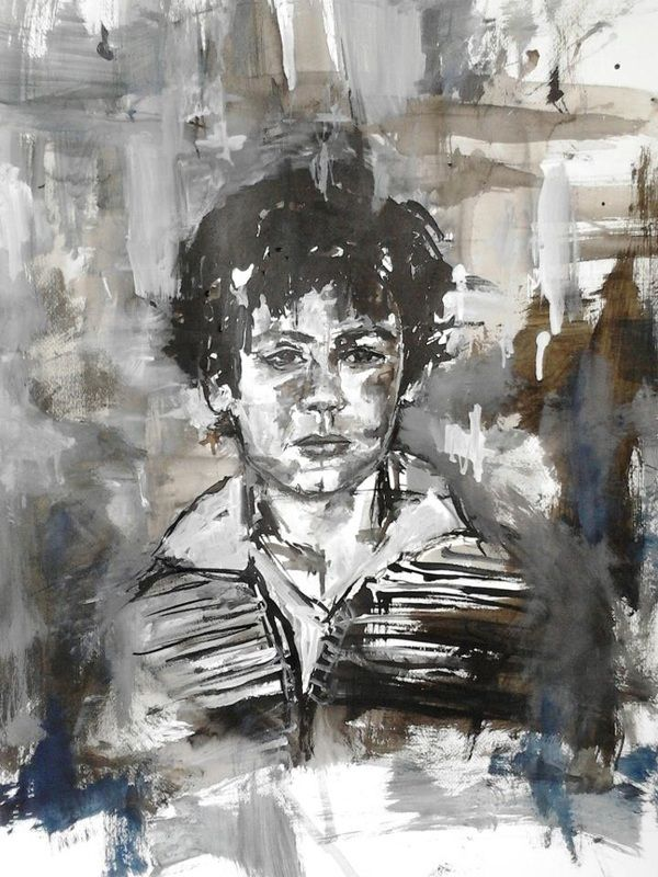 Boy by Nina Panagopoulou on ArtClick.ie