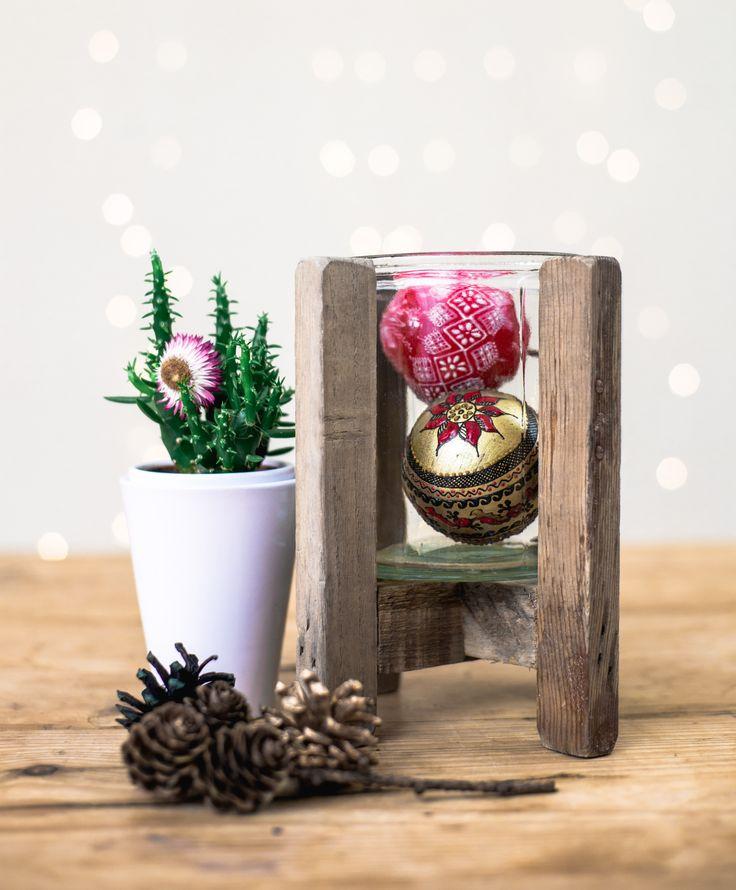 Home Decorations Christmas Pysanka Exclusive Handmade Art Personal Gift Bauble Luxury