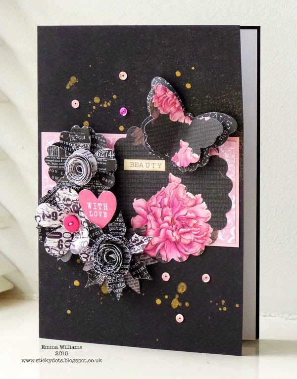 Craftwork Cards Blog: Blossom Like A Butterfly by Emma Williams