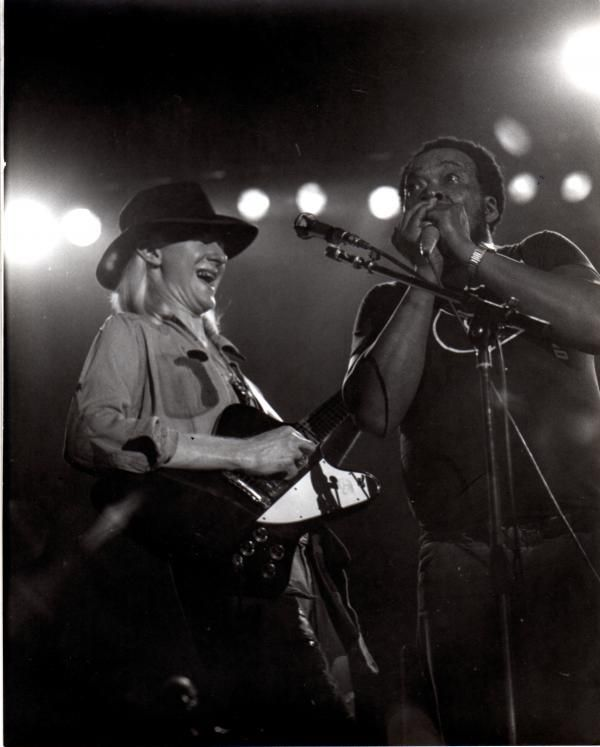 Johnny Winter & James Cotton