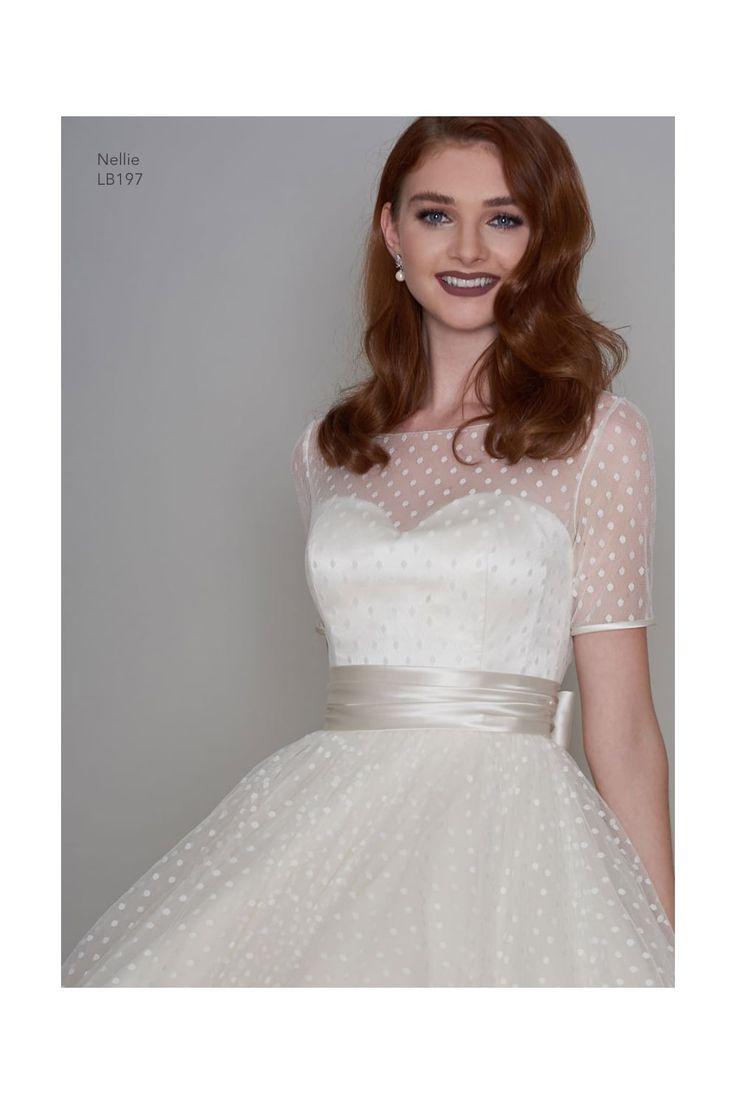 25 best ideas about short vintage wedding dresses on for Short vintage wedding dress
