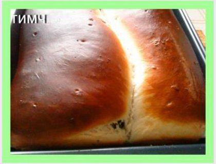 Божественное тесто на кефире
