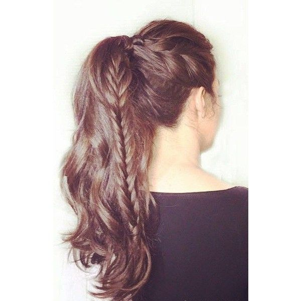 Learn how to do a fishtail braid - 40.5KB