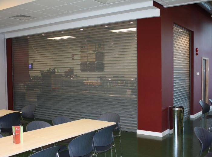 Steel Security Shutters - image 1 #securityshutters #commercialshutters #shutters