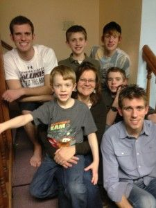 10 Things to teach your Sons about Girls-wonderful Godly advise. Must remember this!!!