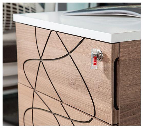 CAJONERAS Presentamos innumerables alternativas para complementar las estaciones de trabajo, con mobiliario funcional y dinámico para archivar y guardar material según las necesidades las tareas a desarollar, y también para personalizar la oficina y/o los puestos de trabajo.
