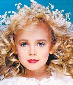 JonBenét Patricia Ramsey was a child beauty pageant queen who was murdered in her home in Boulder, Colorado, in 1996. The six-year-old's body was found in the basement of the family home nearly eight hours after she was reported missing. The case remains unsolved.