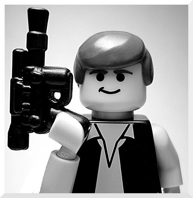 Best Han Solo Images On Pinterest Star Wars Art Lego Star - 25 2 lego star wars minifigures han solo han in carbonite blaster
