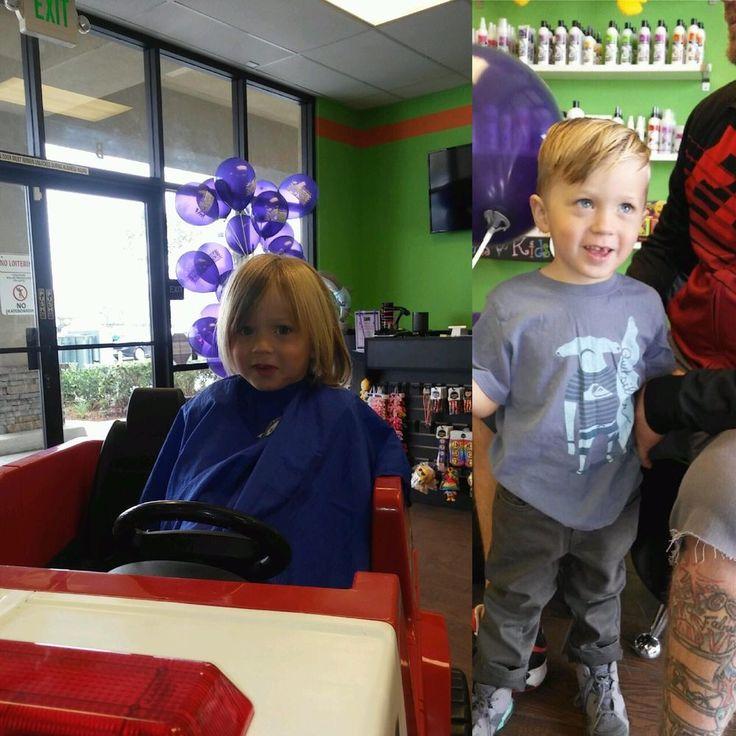 Kids Haircut Dallas