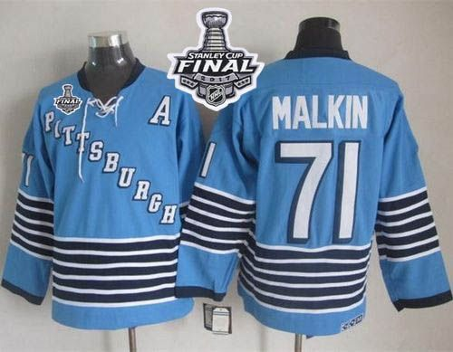 penguins 87 sidney crosby whitelight blue ccm throwback 2016 stanley cup champions stitched nhl jersey nfl men pittsburgh penguins