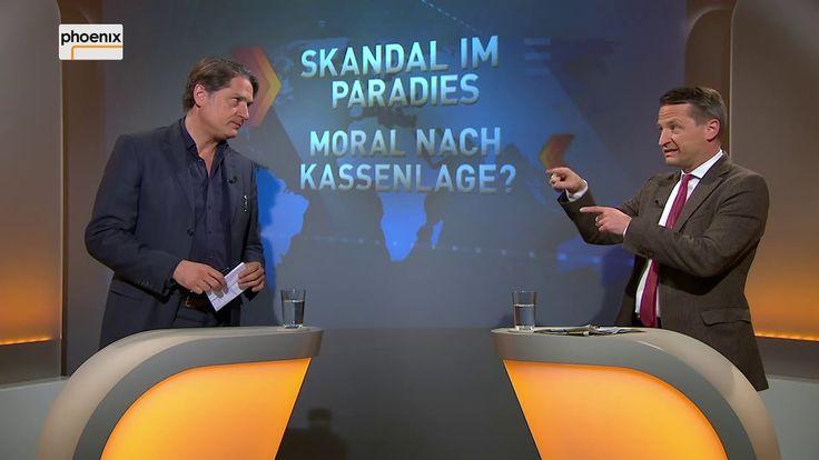"""Augstein und Blome vom 10.11.2017:  """"SKANDAL IM PARADIES - MORAL NACH KA..."""