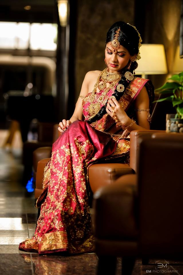 #south #indian #bride
