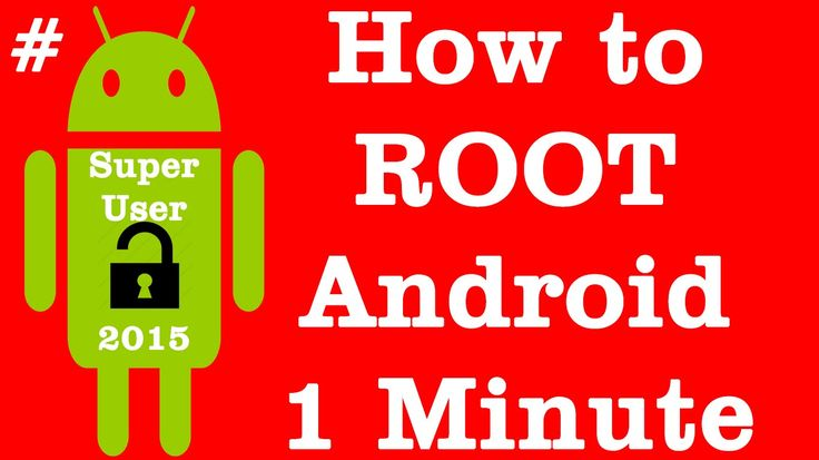 How To ROOT Android Phone in 1 Minute | Simple Quick Fast Easy Way