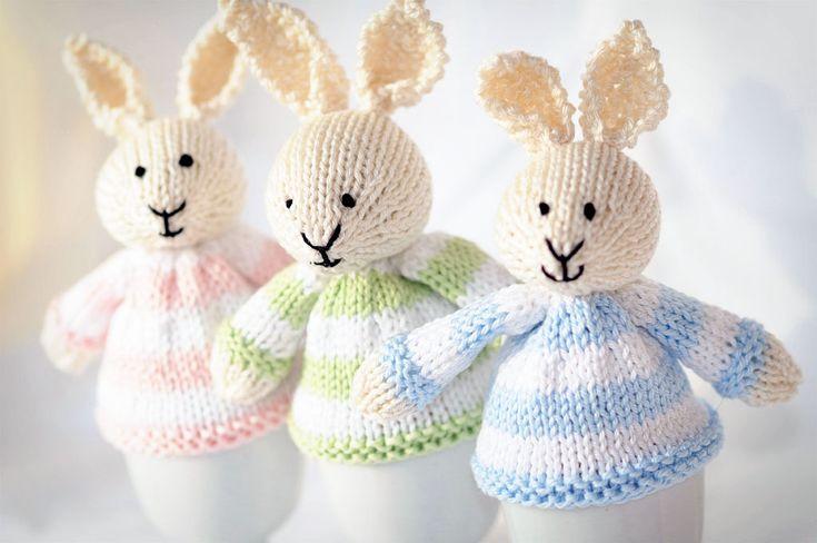 Easter Egg Cozies. So cute!