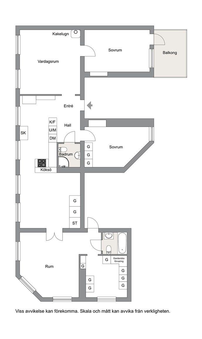 Kungsgatan 85D, Centrum, Trollhättan - Fastighetsförmedlingen för dig som ska…