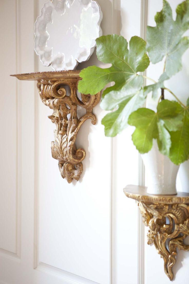 109 Best Home Decor Wall Brackets Corbels Shelves Images On Pinterest Shelving Brackets Wall