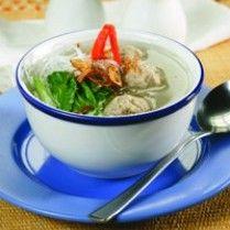 BAKSO KUAH http://www.sajiansedap.com/recipe/detail/9670/bakso-wortel-jamur