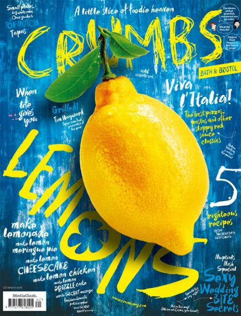 Newest cover Crumbs Editor Laura Rowe Designer Trevor Gilham Click here for more covers Crumbs on Coverjunkie