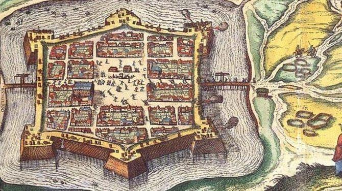 Kapitán novozámockej pevnosti Adam Forgáč dobrovoľne odovzdal 16. augusta 1633 pevnosť Nové Zámky Turkom. Odvtedy, až po súčasnosť, sa v tomto meste veľa zmenilo.