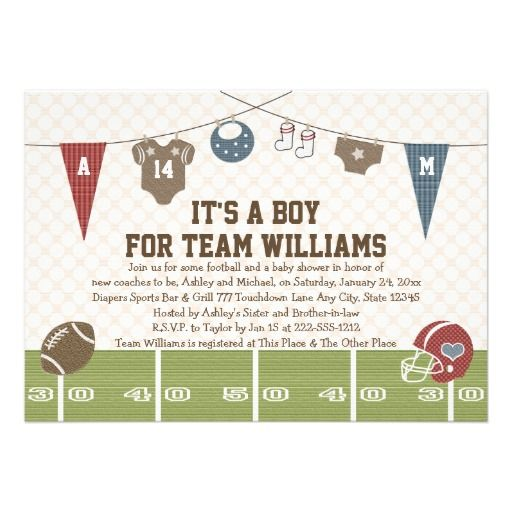 16 best Couple Baby Shower Invitations images on Pinterest