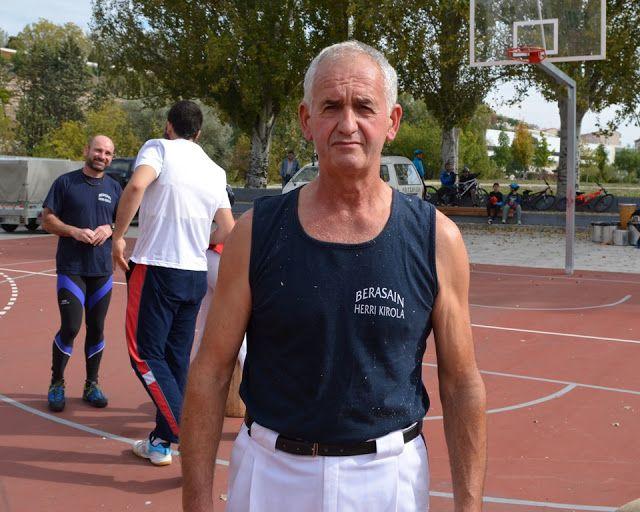 cosasdeantonio: Fiestas de Echavacoiz Año 2015 - Deporte Rural