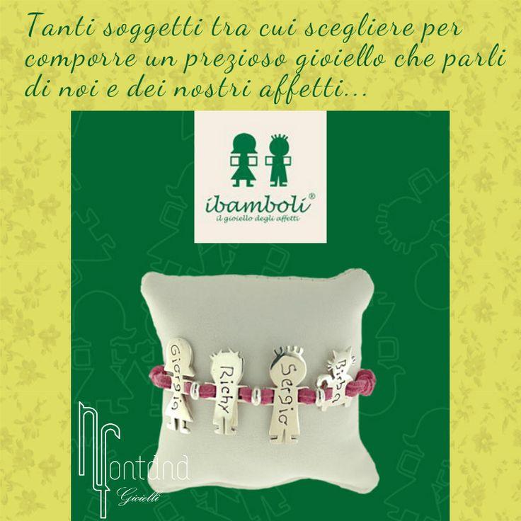 #iBamboli #bologna #bracelet #cute #silver #madeinItaly #family #love #littlethings #jewels #sottoletorri