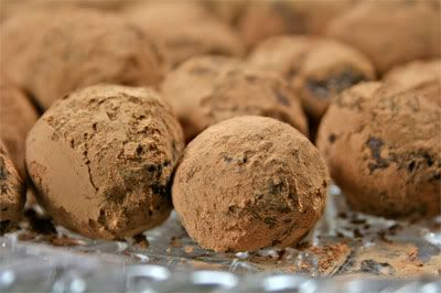 In Love with Chocolate Truffles - Raw & Vegan, of course!