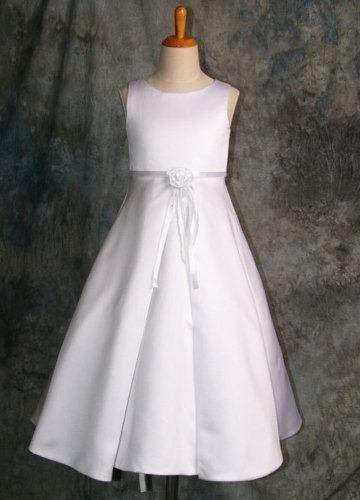 Hermoso Vestido De Comunion O Cortejo - $ 460,00