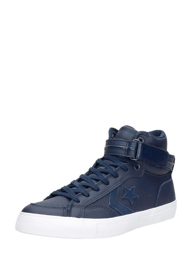 Converse Pro Blaze Plus blauwe heren sneakers