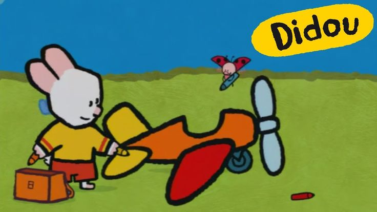 Didou - Dessine-moi un avion S01E19 HD