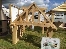 Oak Porch Kit - AUCTION