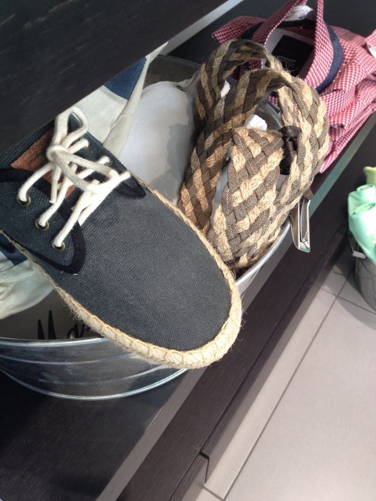 Espadrilles by Manetti SS14'