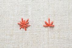How to Use Straight Stitch in Your Embroidery: Completed Straight Stitch Combinations