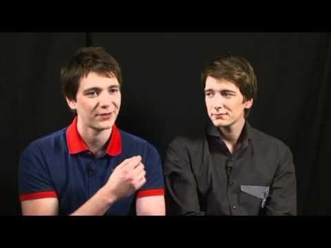 Oliver Phelps and James Phelps Twinterview
