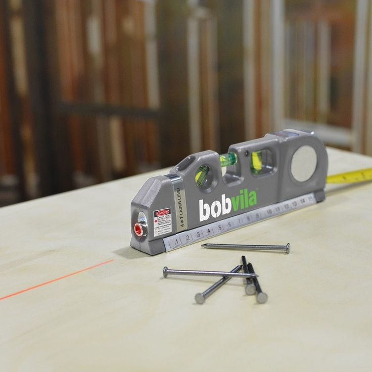 Bob Vila 4-in-1 Laser Level