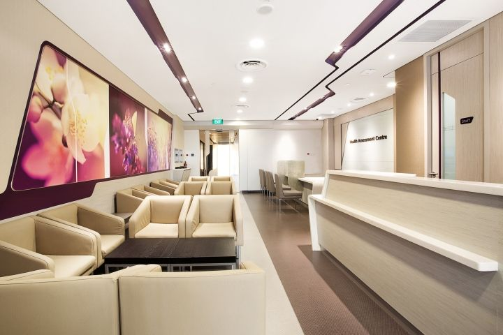 Camden Medical Centre by Kyoob-id, Singapore » Retail Design Blog