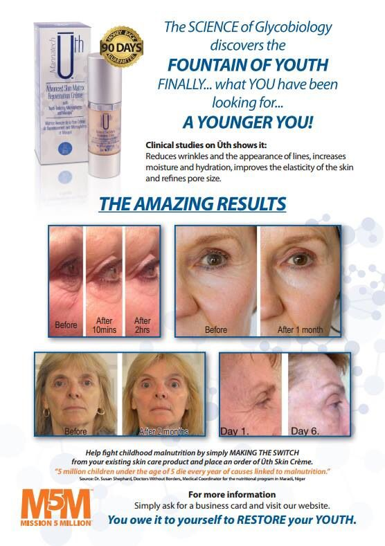 Amazing results!