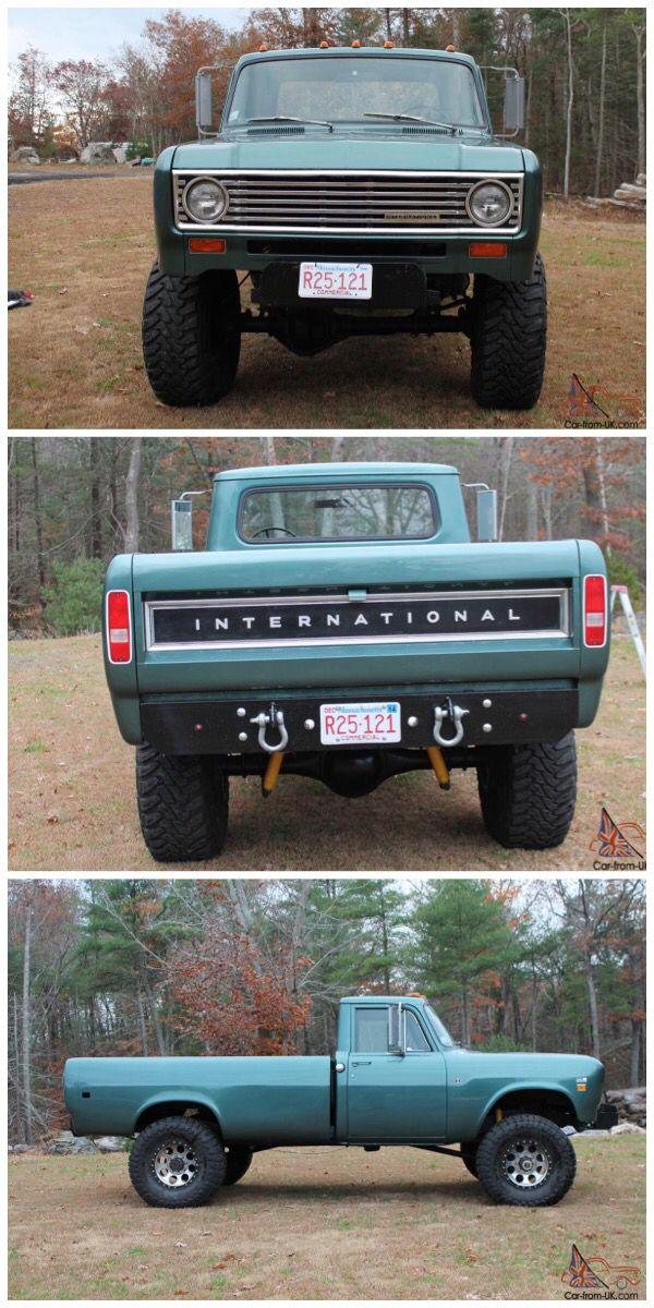 1974 International 1310 Pickup Truck