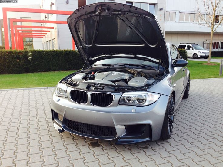 See the BMW 1M CSL with 555 horsepower - http://www.bmwblog.com/2014/03/31/see-bmw-1m-csl-555-horsepower/