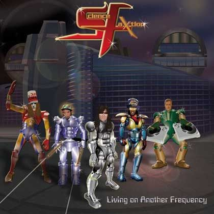 """Science Faxtion – """"Living On Another Frequency"""""""