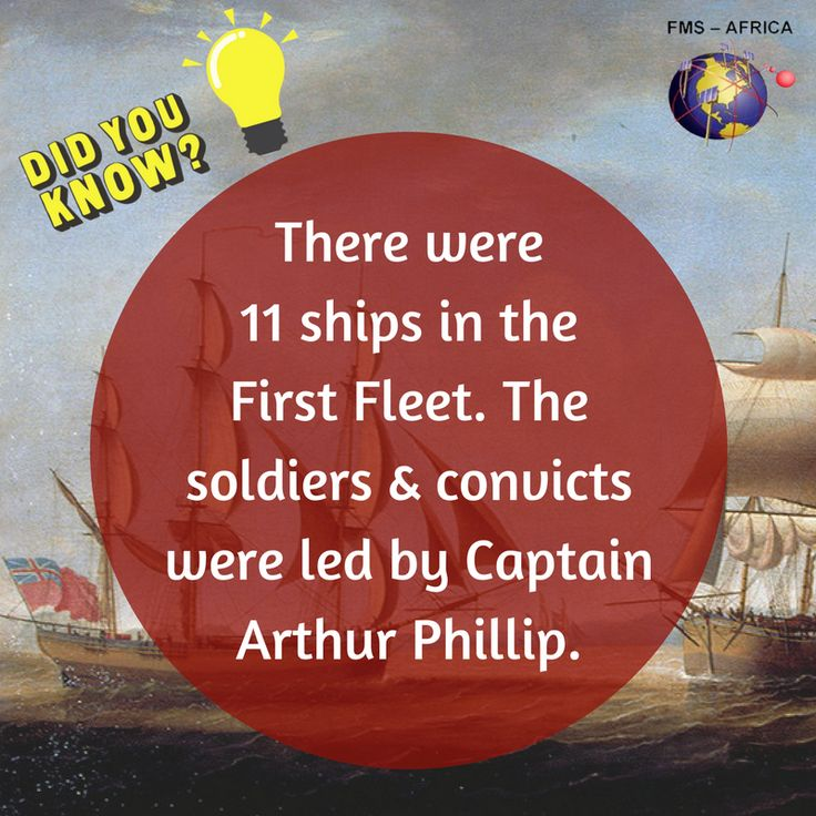#DidYouKnow - There were 11 ships in the First Fleet. The soldiers and convicts were led by Captain Arthur Phillip.  #didyouknow #fact #trivia #car #FMSAfrica #Africa #cartrack #cartracker #cartracking #vehicle #vehicles #vehicletracking #vehicletracker #track #tracking #car #vehicle #vehicles #theft #fleet #firstfleet #captainarthurphillip #arthurphillip #ship #ships #fleetmanagement #fleetmonitoring