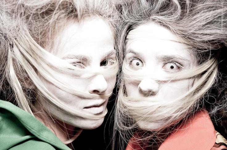 Back Stage Jovenes Creadores Chocoline Colombia Moda 2012