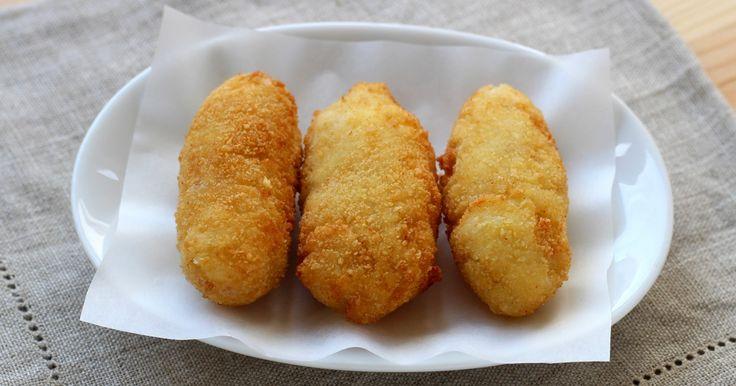 Comment faire des croquettes de jambon comme en Espagne ? - Diaporama 750 grammes