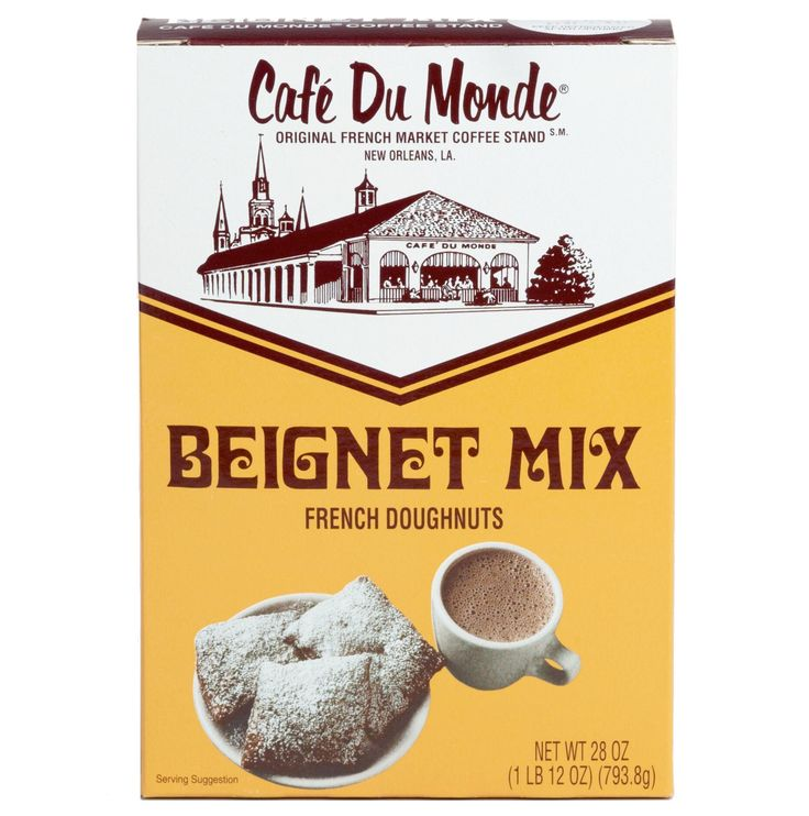 Cafe DuMonde Beignet Mix ~ French Doughnuts ~ New Orleans